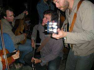 Kluane Mountain Bluegrass Festival - June 2007